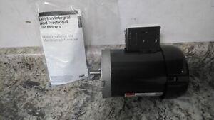 Dayton 3N842BG 1/3 HP 1725 RPM 230/460VAC 3-Phase General Purpose Motor