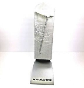 Monster Cable POP SML SLIM JIM 1PC Metal Counter Top Retail Display Unit 112831