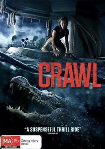 CRAWL DVD-NEW & SEALED-FREE SHIPPING-REGION 4 😊