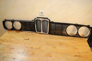 BMW 5er E12 Scheinwerfergrill, Niere, Neu, B-Ware, 51131848113 + 104 +113