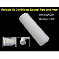 "Extra Long Universal Portable Air Conditioner Exhaust Hose 5""  Width 79"" long"