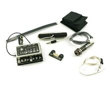 LR BAGGS® INTERNAL PREAMP/MIXER WITH ELEMENT AND IBEAM PICKUPS AND REMOTE CONT.