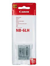 Auténtico canon Batería Nb-6l Nb-6lh original PowerShot Ixy Ixus