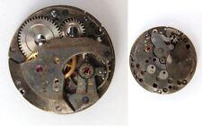 BAUME & MERCIER vintage AS 1287 gent's watch movement for parts / repair  (5909)
