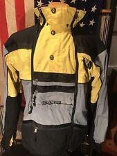 Vintage The North Face USA Scot Schmidt Steep Tech Black Mens Coat Jacket L