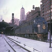 The Baltimore and Ohio Railroad's Capitol Limited at Grand Central 8 X 10 Photo