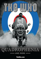 The Who Quadrophenia Giant 1 Piece Wall Art Poster A0 A1 A2 A3 A4