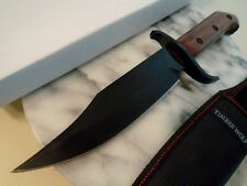 """Timber Wolf Claimstaker Bowie Hunter Combat Knife 5mm Full Tang TW969 12 3/4"""""""