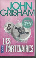 Les partenaires.John GRISHAM.Pocket  SF20
