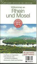 Briefversand Reiseführer Rhein und Mosel Cochem mit Landkarte usw  2018/2019 NEU