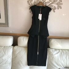 Ted Baker peplume detail dress size Ted 0 bnwt