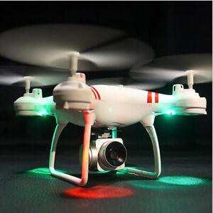 PHANTOM 4 CLONE HD ADJUSTABLE CAMERA RC DRONE WIFI FPV HD QUADCOPTER UAV 3D FLIP