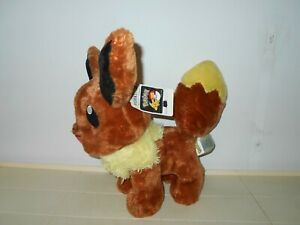 2017 BUILD A BEAR POKEMON NEW! W/TAGS EEVEE PLUSH CHARACTER                   A2