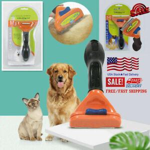 FURminator Undercoat Deshedding Tool for Dogs ( Medium -Long Hair) Hot