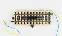 MÄRKLIN Spur H0 5112 5113 gerades Entkupplungsgleis, elektrisch, mit Signalmast