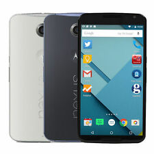 Original Motorola Google Nexus 6 32GB/64GB 13.0 MP 4G LTE Unlocked Smartphone