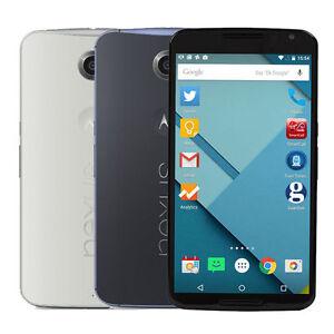 Motorola Google Nexus 6 XT1103 32GB&64GB 13.0 MP 4G LTE GSM Unlocked Smartphone
