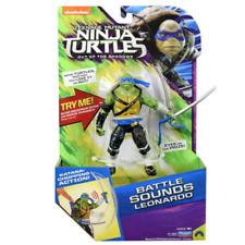 Teenage Mutant Ninja Turtles Movie 2 Out Of The Shadows Leonardo Deluxe Figure