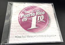 #1JOSE RAUL MARRERO / CANTORES DE BAYAMON - TODO AÑO PUERTO RICO ES  #1 -CD