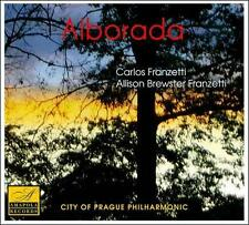 CD: CARLOS FRANZETTI & ALLISON BREWSTER FRANZETTI Alborada STILL SEALED Digipak