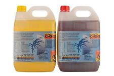 LUTHER'S CHOICE HYDROPONICS NUTRIENT A & B 2X5ltr PACK
