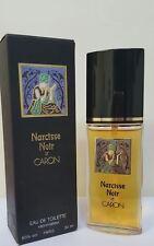 Narcisse Noir By Caron 1.0oz/30 ml. Edt Spray For Women New In Box No Cello