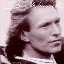Steve Winwood Chronicles CD NEW SEALED Higher Love/Valerie/Arc Of A Diver+
