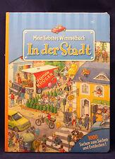 Mein liebstes Wimmelbuch/ In der Stadt/ NEU/ OVP
