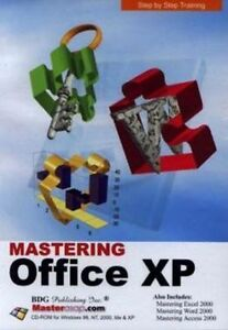 Mastering Office XP   Software Training Tutorial Value Bundle  3 CDs