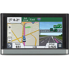 "Garmin Nüvi 2557LM 5"" Portable Vehicle GPS with Lifetime Maps, Lane Assistance"