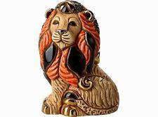 De Rosa Barbary Lion Figurine  NEW in Gift Box - 26813