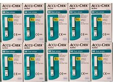 Accu-CHEK Active (50 x 10box = 500) Test Strips