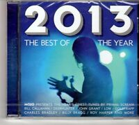 (FD678) The Best of the Year 2013, 15 tracks various artists - 2014 Mojo CD