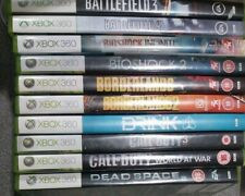 Xbox 360 Game Bundle x10 (First Person Shooter) - Preowned - Fast Dispatch