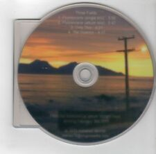 (GJ832) Three Fields, Flourescence - 2013 DJ CD