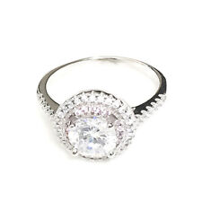 3 Ct Round White Pink Diamond Wedding Ring 14K Gold Plated Size 6 Jewelry R728