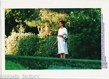 Photo originale Monaco Princesse Caroline - St Tropez 1998 ( 153 )
