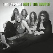 MOTT THE HOOPLE CD - ESSENTIAL MOTT THE HOOPLE [2CD] (2013) - NEW UNOPENED