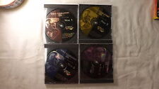 Vintage 1994 Wing Commander 4 Disc Set PC