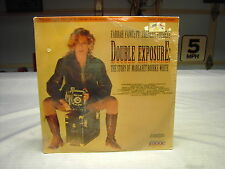Double Exposure Margaret Bourke-White NEW LaserDisc Biography Drama NEW, Sealed