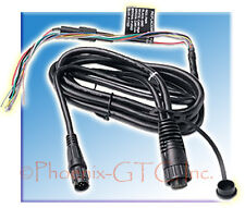 GARMIN GPSMAP 440s 441s 530s 531s 535s 536s 540s 541s 545s 546s POWER/DATA CABLE