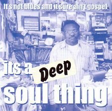 Specialmente-IT 's a Deep Soul Thing volume 1 - 21 Soul HITS CD