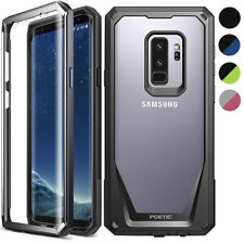 For Samsung Galaxy S9 Case   Poetic Shockproof Scratch Resistant Back Cover