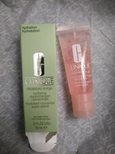 CLINIQUE Moisture Surge Hydrating Supercharged Concentrate,15ml Travel Size-BNIB