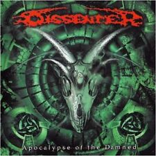 Dissenter-Apocalypse of the Damned CD
