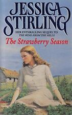 JESSICA STIRLING __ THE STRAWBERRY SEASON ___ BRAND NEW __ FREEPOST UK
