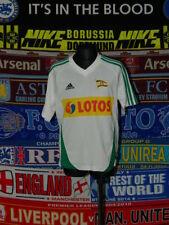 5/5 Lechia Gdańsk boys 10 yrs 140cm MINT football shirt jersey trikot