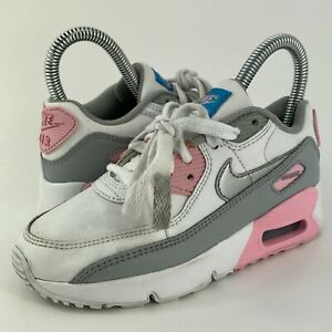 Nike Air Max 90 Leather PS 'Metallic Silver Pink' CD6867-004 Size 13C