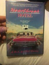 HEARTBREAK HOTEL CHARLIE SCHLATTER, DAVID KEITH (As Elvis Presley)  NEW DVD