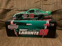2002 Pontiac Grand Prix Action 1/24 Bobby Labonte #18
